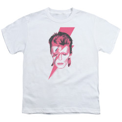 Image for David Bowie Youth T-Shirt - Aladdin Sane