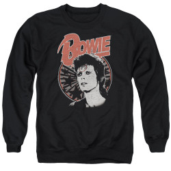 Image for David Bowie Crewneck - Space Oddity