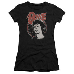Image for David Bowie Girls T-Shirt - Space Oddity