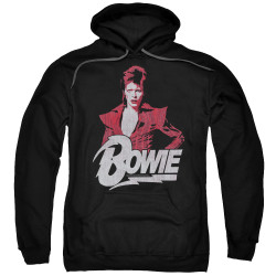 Image for David Bowie Hoodie - Diamond Dave