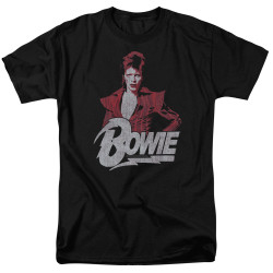 Image for David Bowie T-Shirt - Diamond Dave