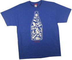 Image Closeup for Old Spice Bottle T-Shirt