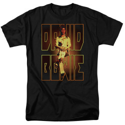 Image for David Bowie T-Shirt - Perched