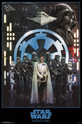 Image for Star Wars Rogue One Poster - Empire