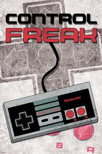 Image for Nintendo Poster - Control Freak