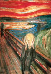 Image for Munch Poster - The Scream