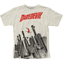 Image for Daredevil T-Shirt - Gun City