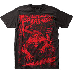 Image for Spider-Man T-Shirt - the Man Big Print