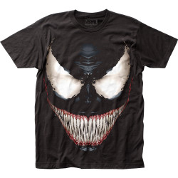 Image for Venom T-Shirt - Sinister Smile