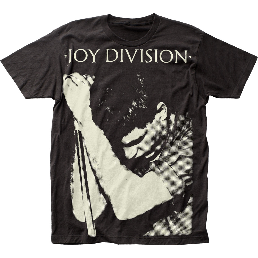 joy division t shirt ian curtis big print nerdkungfu. Black Bedroom Furniture Sets. Home Design Ideas