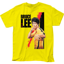Image for Bruce Lee Blood T-Shirt