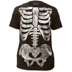 Image for  X-Ray Big Print T-Shirt