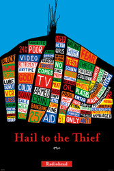 Image for Radiohead Poster - Hail to the Thief