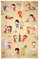 Image for Star Trek Poster - Redshirts