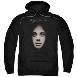 Image for Billy Joel Hoodie - Piano Man Cover