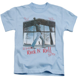 Image for Billy Joel Glass Houses Kid's T-Shirt