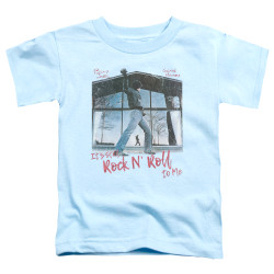 Image for Billy Joel Glass Houses Toddler T-Shirt