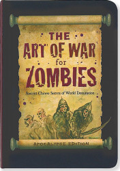 Image for The Art of War for Zombies Little Black Book