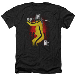 Image for Kill Bill Heather T-Shirt - Surrounded