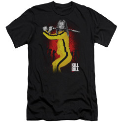Image for Kill Bill Premium Canvas Premium Shirt - Surrounded