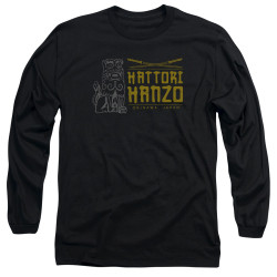 Image for Kill Bill Long Sleeve Shirt - Hanzo Swords