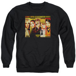 Image for Kill Bill Crewneck - Deadly Viper Assassination Squad