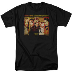 Image for Kill Bill T-Shirt - Deadly Viper Assassination Squad