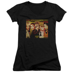 Image for Kill Bill Girls V Neck - Deadly Viper Assassination Squad