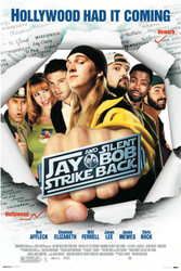 Image for Jay and Silent Bob Strike Back Poster