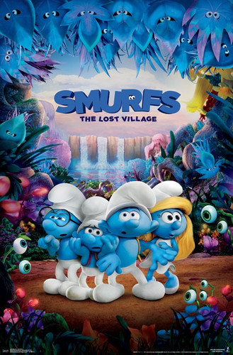 Image for Smurfs 3 Poster - One Sheet