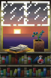 Image for Minecraft Poster - Window