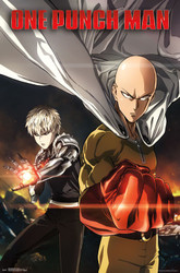 Image for One Punch Man Poster - Key Art 1