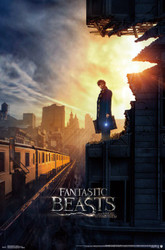 Image for Fantastic Beasts Poster - One Sheet
