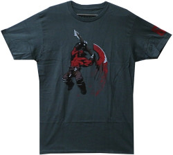 Image for DOTA 2 Bloody Axe Premium T-Shirt