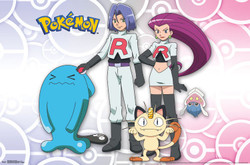 Image for Pokemon Poster - Team Rocket