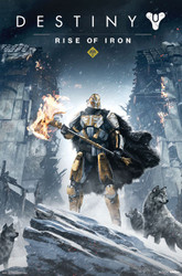 Image for Destiny Poster - Rise of Iron