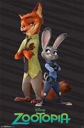 Image for Zootopia Poster - Partners