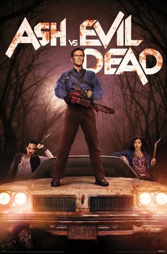 Image for Ash vs. Evil Dead Poster - Key Art