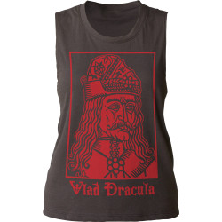 Image for Vlad Dracula Girls Muscle Tank