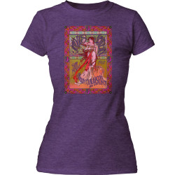 Image for Janis Joplin Avalon Ballroom Girls T-Shirt
