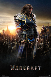 Image for Warcraft Poster - Alliance