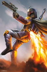 Image for Star Wars Poster - Boba Fett