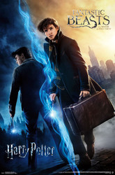 Image for Fantastic Beasts Poster - Wizarding World
