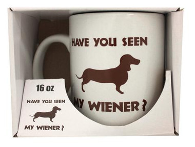 Image for Have You Seen My Wiener Coffee Mug