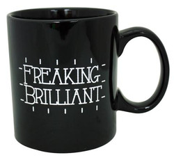 Image for Freaking Brilliant Coffee Mug