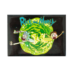 Image for Rick and Morty magnet - Portal