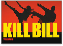 Image for Kill Bill Vol. 2 magnet