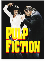 Image for Pulp Fiction magnet - Dance