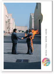Image for Pink Floyd magnet - Wish You Were Here