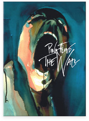 Image for Pink Floyd magnet - The Wall Scream